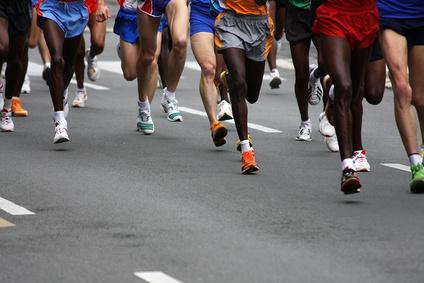 Marathon und Ausdauer