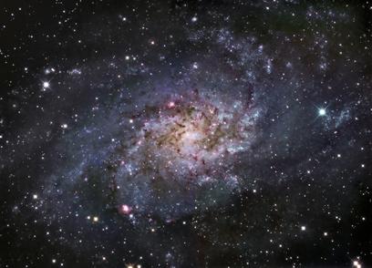 Ausdauer und Universum