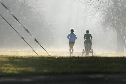 Ausdauer-Sport bremst den alterungsprozess