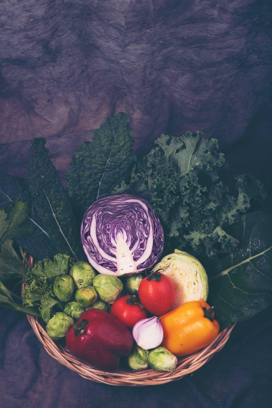 Gemüse gesundes Essen